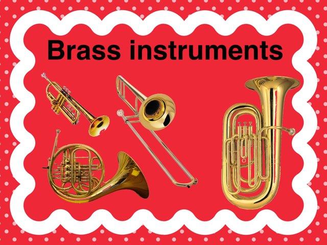 Brass Family by Carmen Martínez