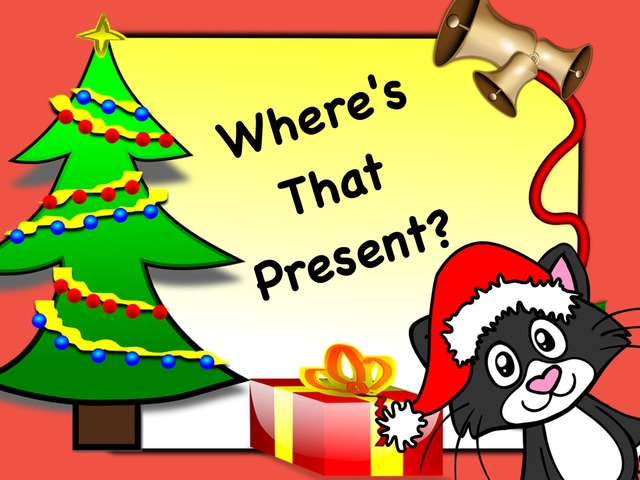 Where's That Present? by Ellen Weber
