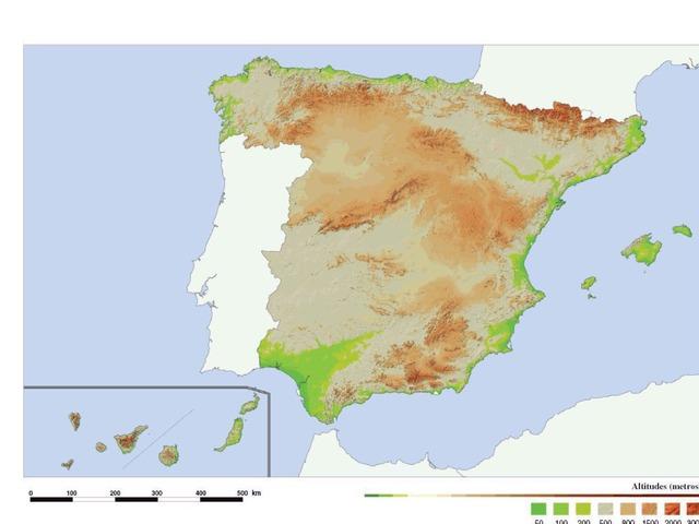 Proyecto De Los Sistemas Montañosos by Samuel Carballares Quesada