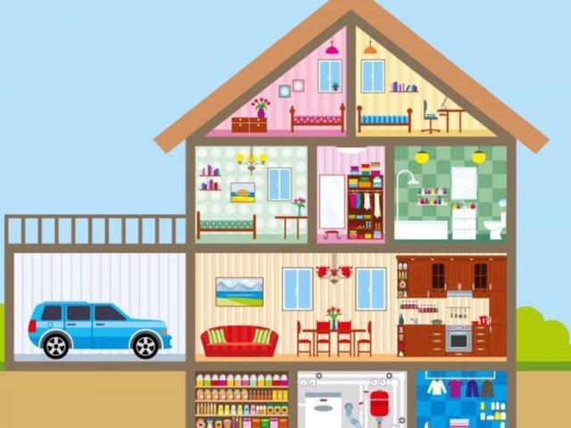 e2-tt-house-rooms by Teeny Tiny TEFL