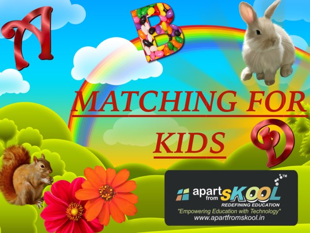 Matching For Kids by TinyTap creator