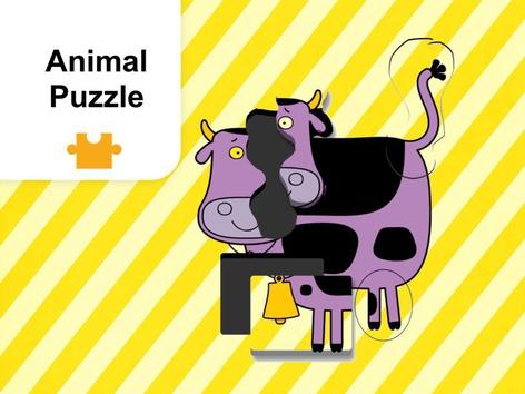 Animal Puzzle (EN UK) by Mr. Puzzlez