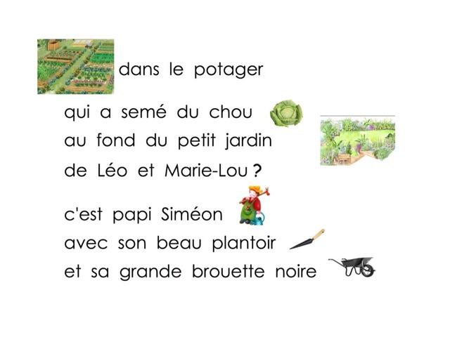 Loto Du Potager by Julie Duquenne