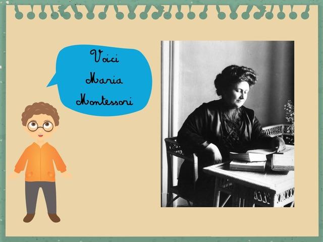 Écoles de l'ABC, Montessori by Marie Desbrée