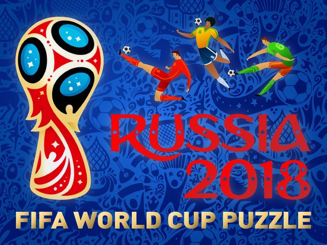 Russia 2018 - FIFA World Cup puzzle by Tiny Tap