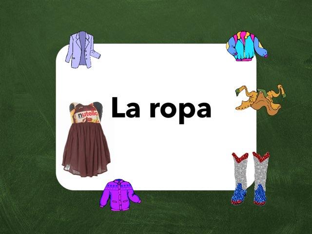 La Ropa by Naomi Nye