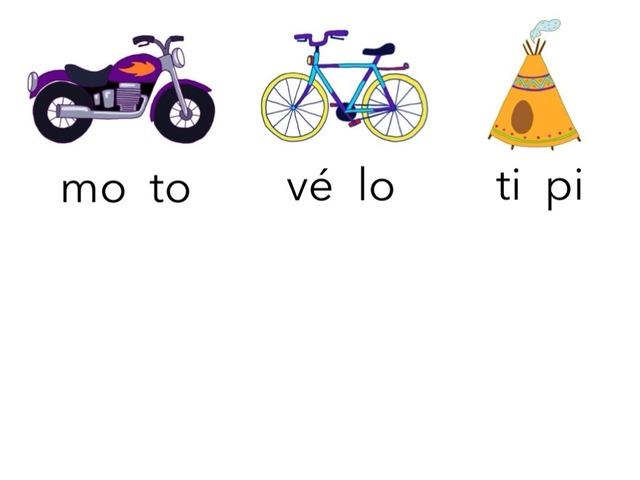 Assemblage Syllabique by Dupont Véronique