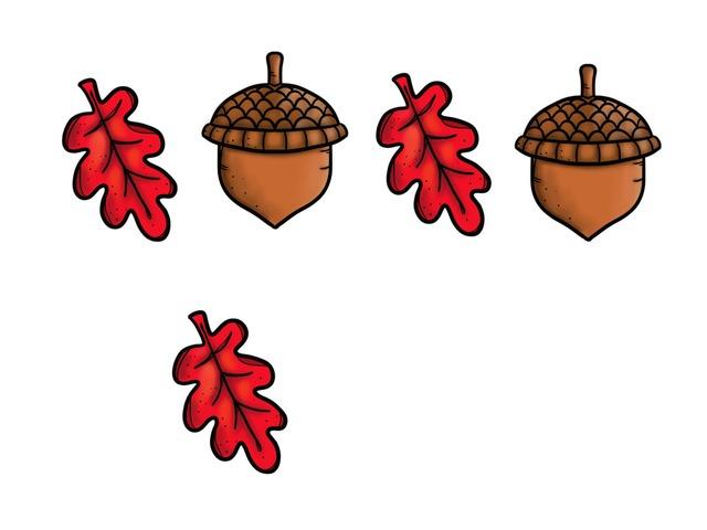 Acorn Patterns by Aimee Cummins