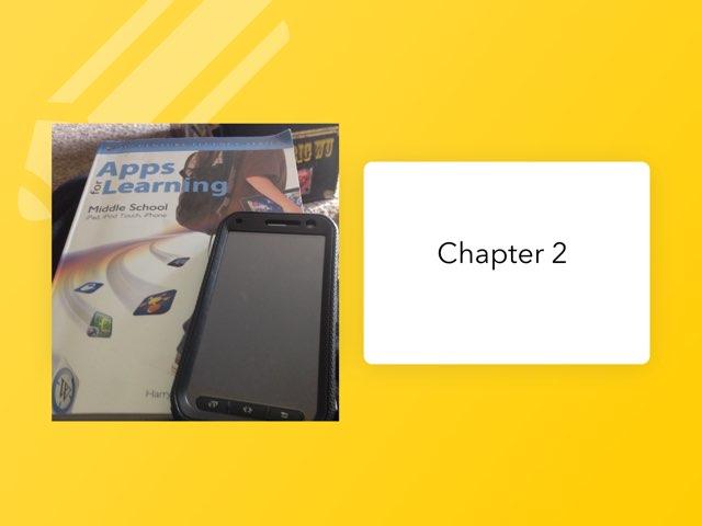 Chapter 2- Gehringer by Mrs Gehringer