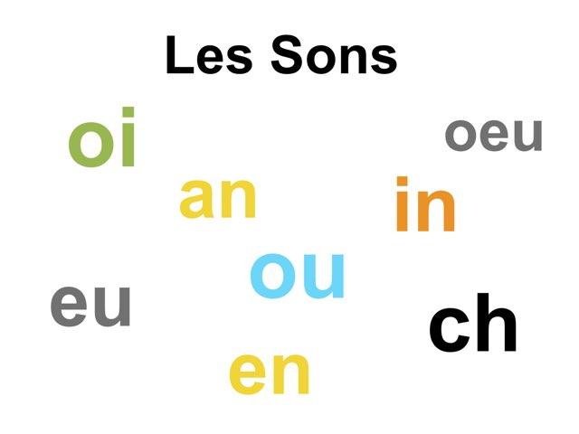 Révision Des Sons by Valerie Escalpade