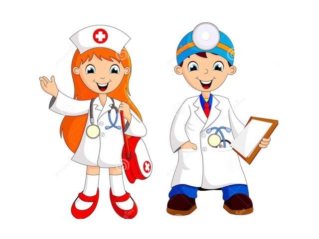 طبيب وممرضة by Zyonah Alhelwa
