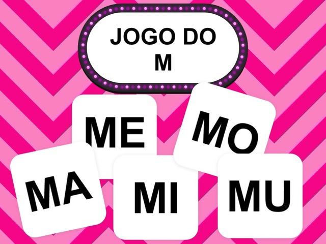 JOGO DO M by Tobrincando Ufrj