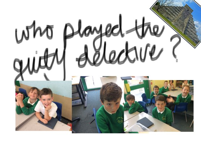 Max's Y4 Game by Mr Matthews