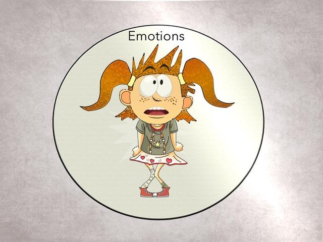 Emotions  by Idah Rahman