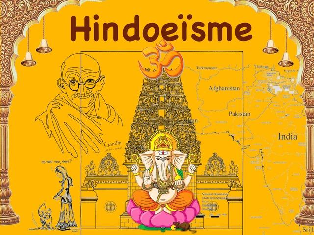 Levensbeschouwing, Hindoeïsme by Caspar Middeldorp