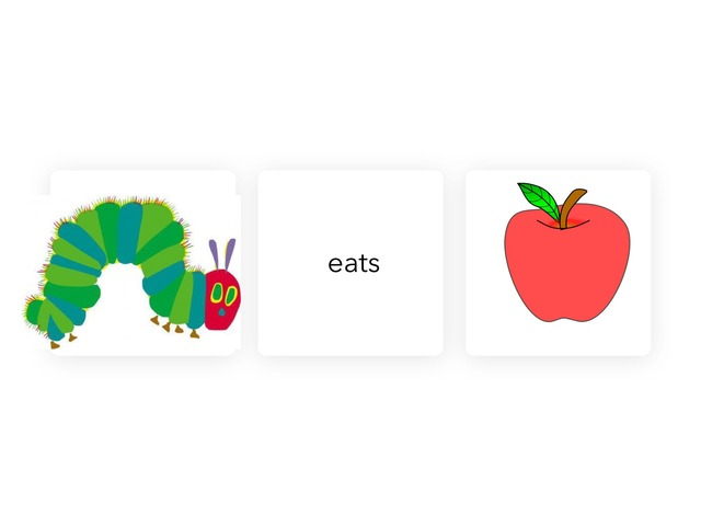 Hungry Caterpillar by Nancy Lovering