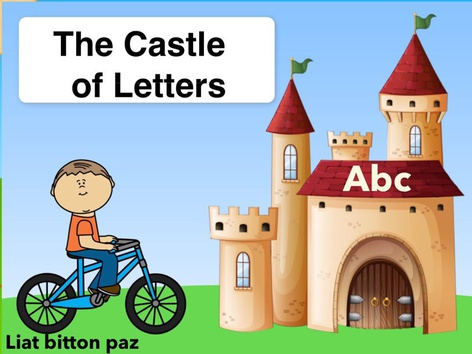 The Castle of Letters by Liat Bitton-paz