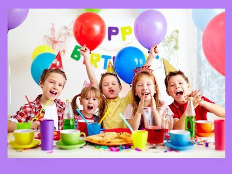 My 4th Birthday by Joana Reyes