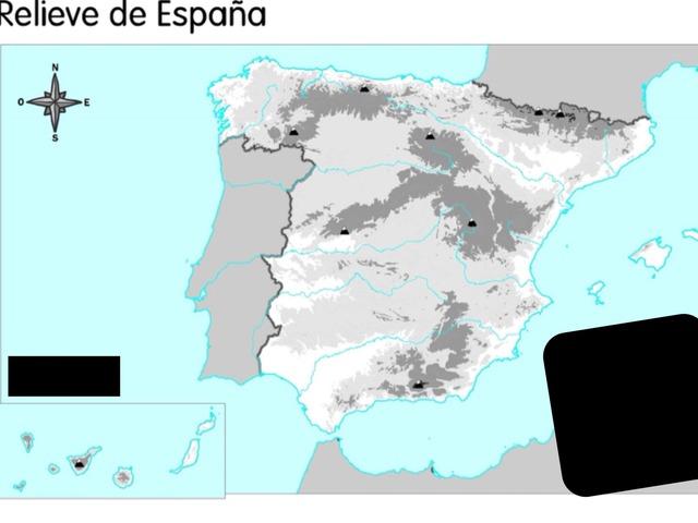 Mapa de España by Alvaro Fernandez Martinez