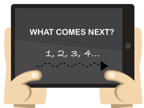 WHAT COMES NEXT? by Marcela Assis