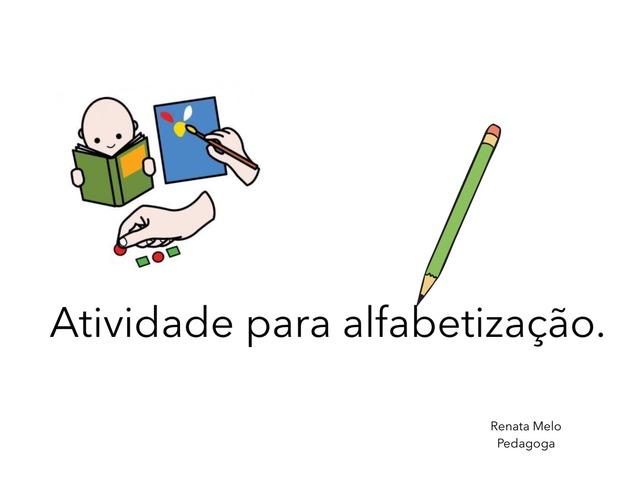 Vela Bolo Tatu  by Renata Melo