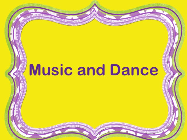 Music And Dance by Debby Cynthiana
