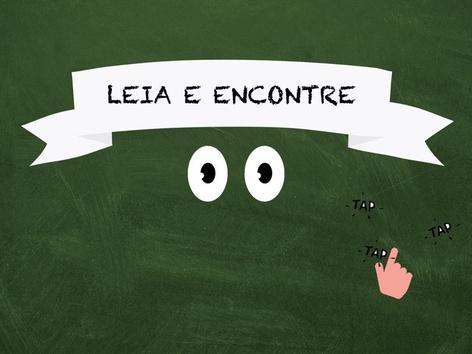 Leia E Encontre Frases 2 by Bárbara Rocco