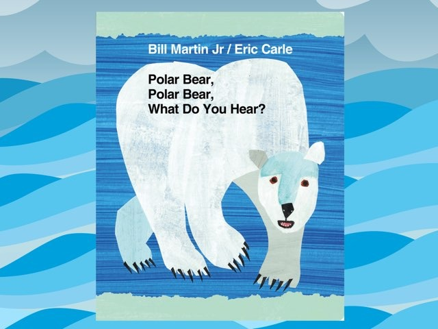 POLAR BEAR, POLAR BEAR, WHAT DO YOU HEAR? by Pueri digital verbo divino