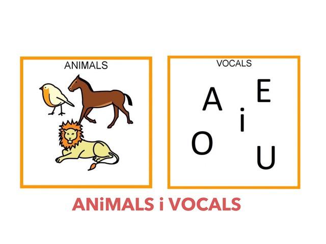 Animals 4_vocals by Escola Joan23