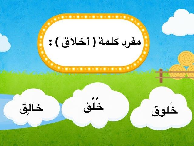 الثروة اللغوية  by اميرة البغدادي
