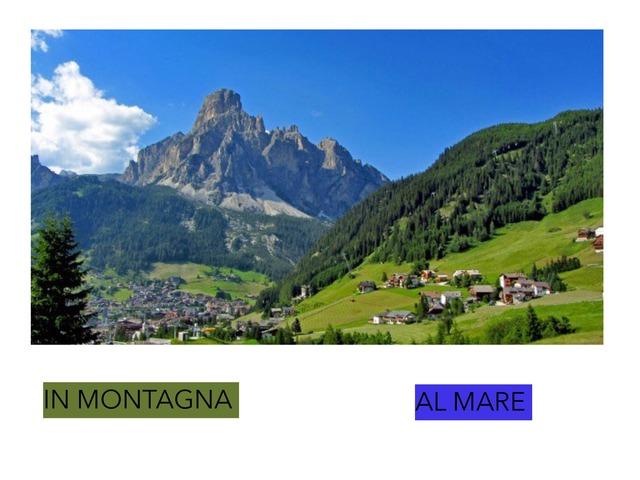 Esploriamo La Montagna  by Debora Ruggeri