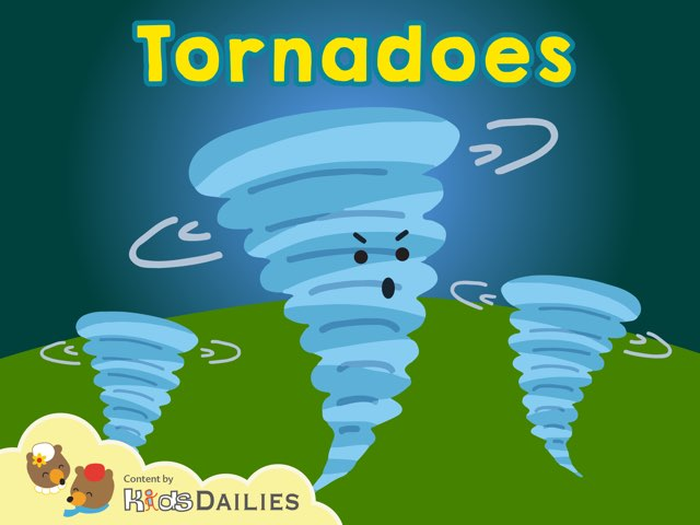 Tornadoes by Kids Dailies