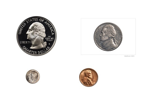 Coins by Sydnie McAlister