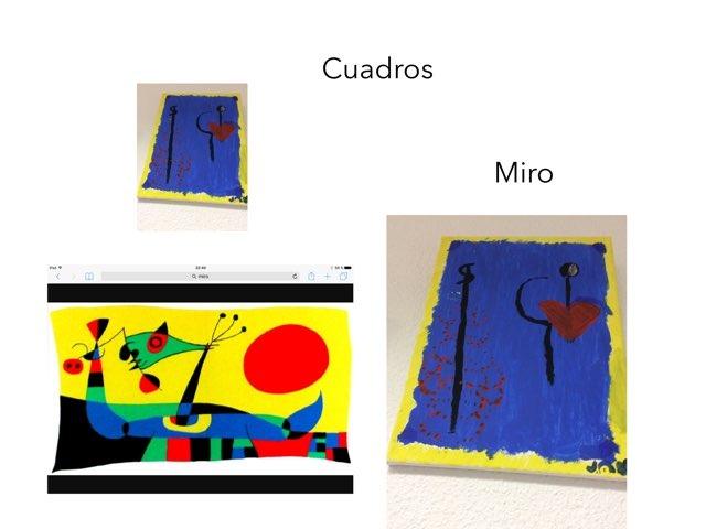 Cuadritos by José Luis Garcìa Martin