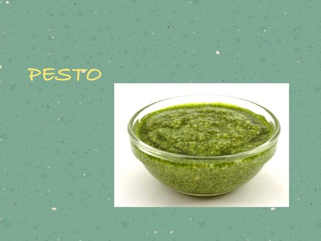 Receta Pesto by Alvaro Fernandez