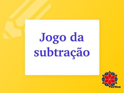 Jogo da Subtração  by Fabiana Silvério De Albuquerqu