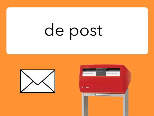 de post by Marjolein VIngerhoed