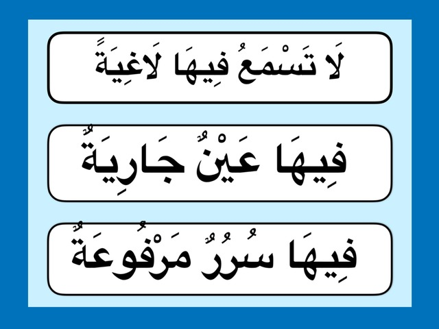 سورة الغاشية by هدى العتيبي