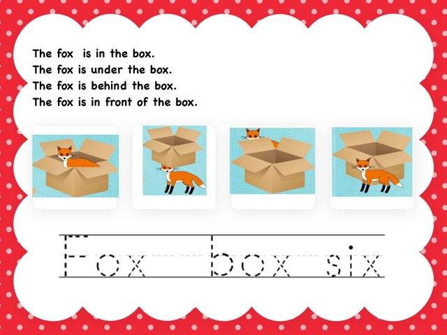 Fox In The Box by Abeer Wafa