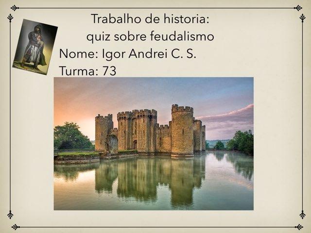 Igor Turma73 by Rede Caminho do Saber