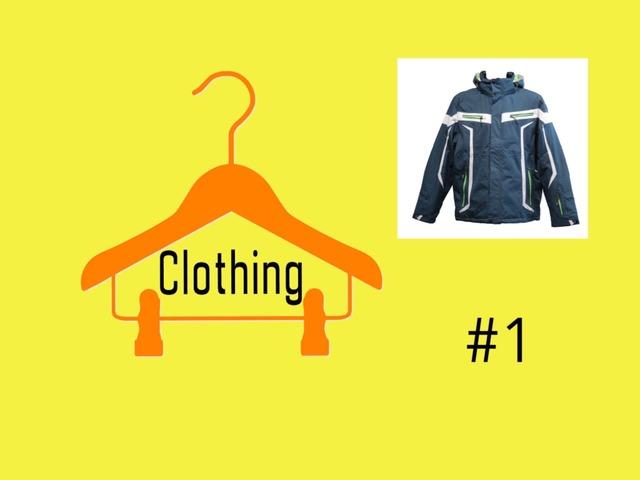 Clothing #1 by Carol Smith