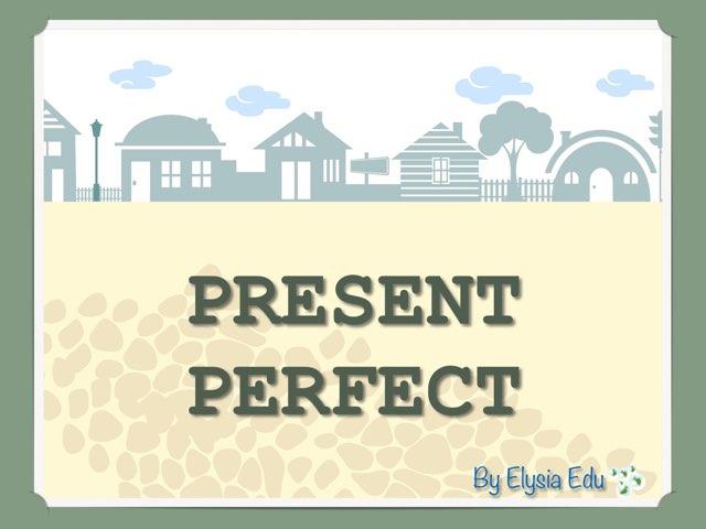 Present Perfect by Fran Sarrión