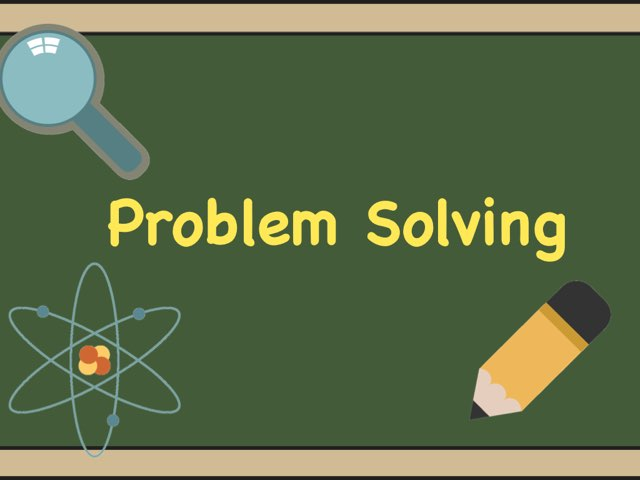 Functional Problem Solving by Federica Carulli