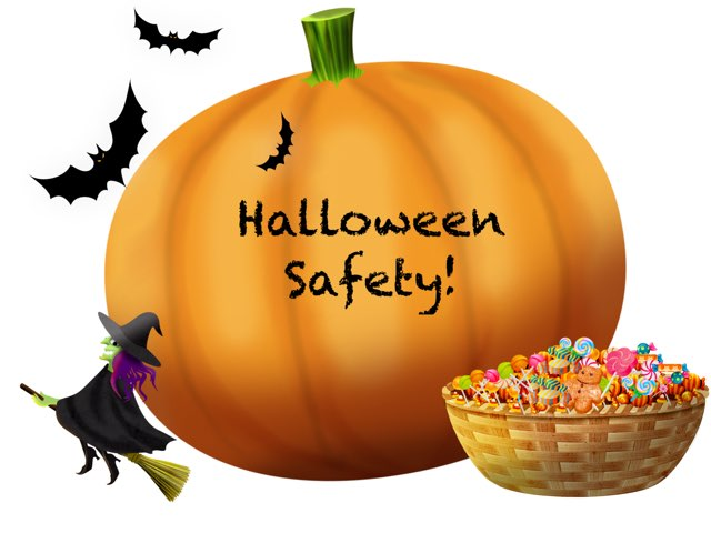 Halloween Safety!  by Sarah Mangel-Mammucari