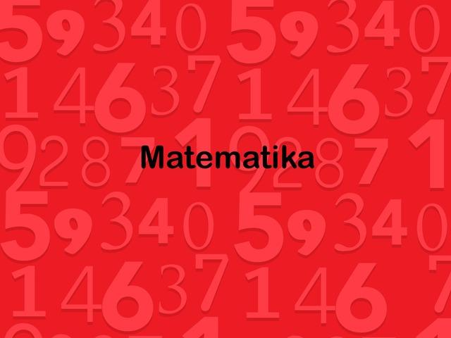 Matematika by Mokytoja Ilona