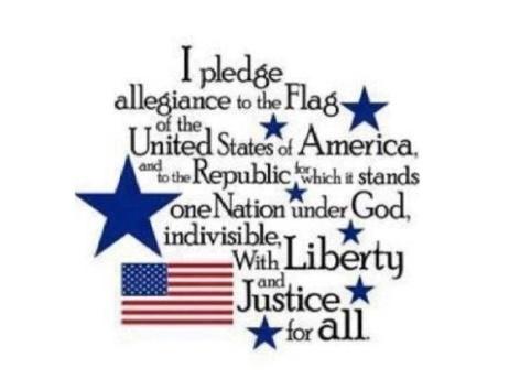 Texas And USA Symbols by Carol Smith