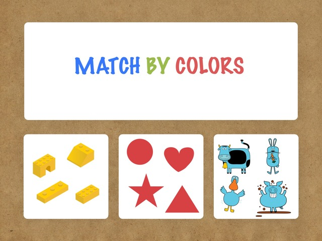 Match By Colors by Hadi  Oyna
