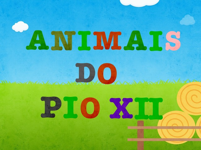 Animais Do PIO XII by Camila Patez