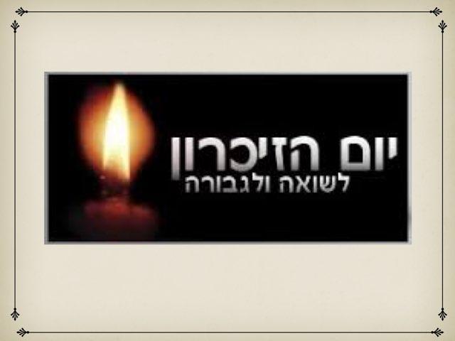 יום השואה by Gal Maor