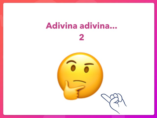 Adivina Adivinanzas 2 by Yunhan Zhu -